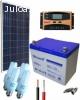 Kits solares para bombeo y fincas