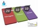 ABONO LIQUIDO LTA 24-10-10 + MICROS en 10 Litros - Foliar de