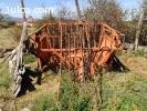 Carro apilador de alpacas