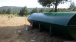 Depositos/Tanques/Aljibe agua en P.R.V.F. para riegos trufa