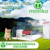 Extrusora Meelko para alimento de perros y gatos 1800-2000kg