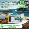 Extrusora Meelko para pellets flotantes para peces 1000-1200