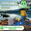 Extrusora Meelko para pellets flotantes para peces 120-150kg