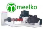 Extrusora Meelko para pellets flotantes para peces 1800-2000