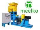 Extrusora Meelko para pellets flotantes para peces 30-40kg/h