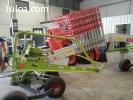 HILERADOR CLAAS LINER 650 TWIN