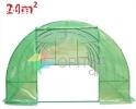 Invernadero Armable Tunel 24 metros cuadrados Profesional
