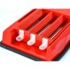 Máquina manual para hacer cigarrillos (triple)
