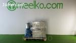 Maquina Meelko para pellets con madera 230 mm electrica 120-