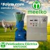 Maquina Meelko para pellets con madera 260 mm electrica 160-