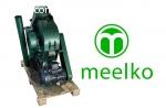 Molino triturador Meelko de biomasa a martillo electrico 360