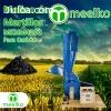 Molino triturador Meelko de biomasa hasta 700 kg hora - MKH4