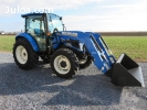 New Holland T4.75 con Cargador 655TL