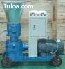 Peletizadora 200mm electrica 7.5kW para alfalfas y pasturas