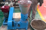Peletizadora Meelko 200mm 15 hp Diesel para alfalfas y pastu