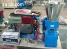 Peletizadora Meelko 230mm 22 hp Diesel para alfalfas y pastu