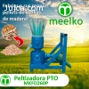 Peletizadora Meelko 260 mm 35 hp PTO para concentrados balan