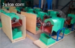 Prensa Meelko de aceite para palma africana 300 - 500 kg hor