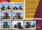 Rulo cultivador Larrosa de 7 metros
