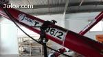 Sinfin electrico móvil para granos POM modelo T 206-2