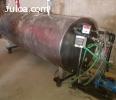 Tanque de leche  de inox de 1000 litros