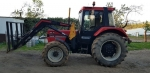 Tractor J.I.Case Mod. 844AS