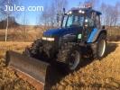 vende New Holland TM 140  Año2003.4000€